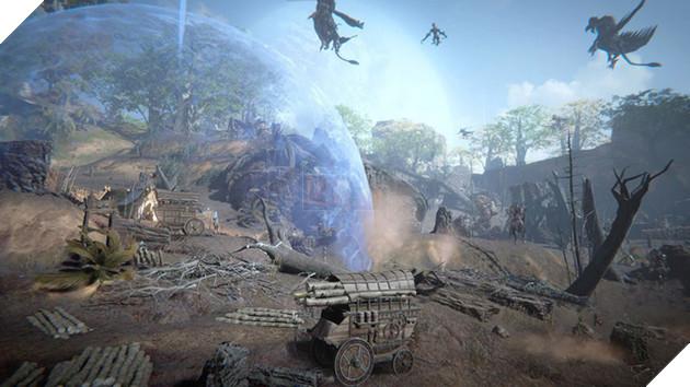 Cha đẻ PUBG gây sốc khi giới thiệu Ascent: Infinite Realm - Game có đồ hoạ đẹp như thần