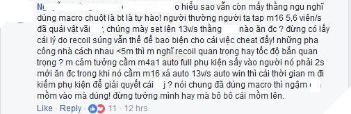 """Cộng đồng PUBG Việt Nam hít drama liên tục xung quanh vụ """"Macro có phải chơi bẩn không?"""""""