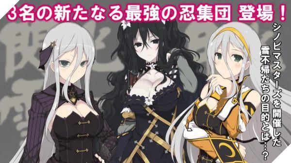 3 nhân vật hoàn toàn mới