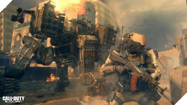 Phần tiếp theo củaCall of Duty: Black Ops 3có thể sẽ quay lại bối cảnh hiện đại