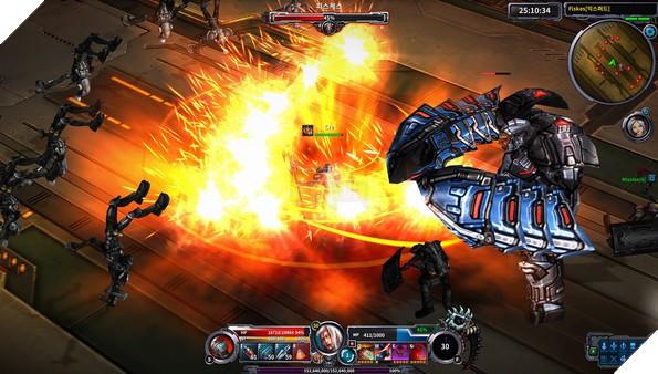 Game hành động cực giống Diablo: Wild Buster sắp thử nghiệm, chuẩn bị ra mắt ngay 2017