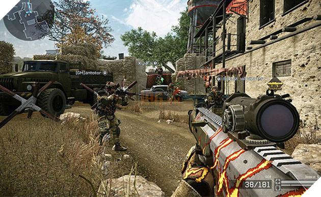 Ăn theo PUBG, Warface chuẩn bị ra mắt chế độ chơi mới Battle Royale