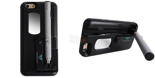 8 chiếc ốp lưng smartphone ngầu nhất hành tinh: Có sẵn cả bật lửa, tua-vít, màn hình phụ... - Ảnh 4.