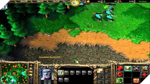 Warcraft IIIchính thức mang đến lối chơi Co-op và nhanh chóng vươn mình mạnh mẽ