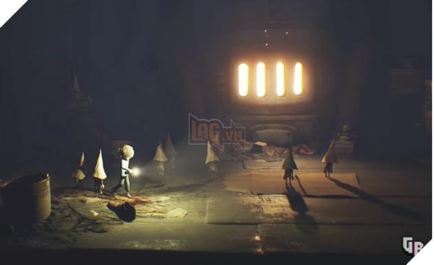 Little Nightmares: Giải thích cốt truyện của DLC The Hideaway - Nguồn gốc thật sự của các chú lùn 5