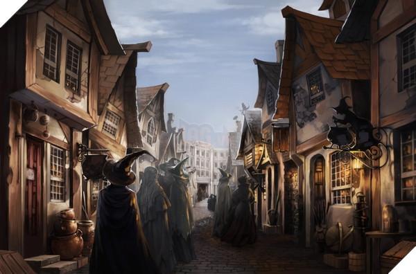 Harry Potter: Wizards Unitecũng sẽ khuyến khích người chơi đi ra khỏi nhà