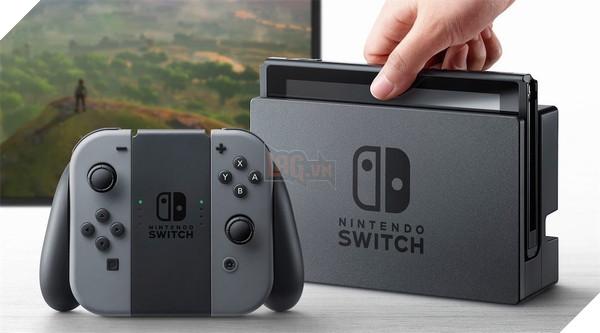 Nintendođẩy mạnh sản xuất Switchđể đạt được con số dự kiến 14 triệu máy bán ra