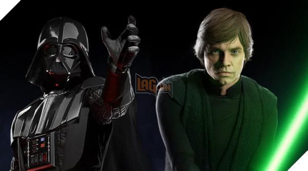 """Để mở khóaLuke SkywalkerhoặcDarth Vadercần phải """"cày"""" 40 giờ chơi?"""