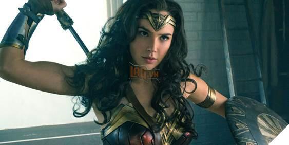 """Gal Gadot đã có vai diễn """"để đời"""" với vai nữ chiến binh Wonder Woman"""