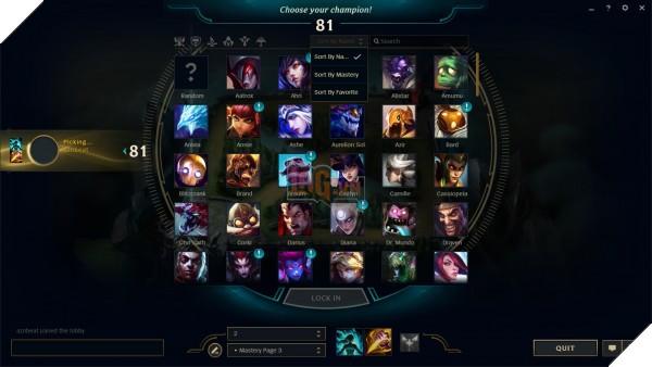 lcu_champion selection