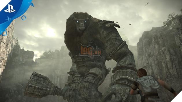 Kết quả hình ảnh cho Shadow of the Colossus remastered