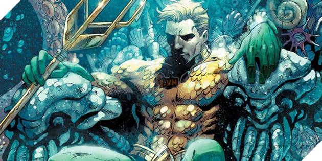 Tất tần tật những điều bạn cần biết về Aquaman, Thất Hải Chi Vương trong Justice League