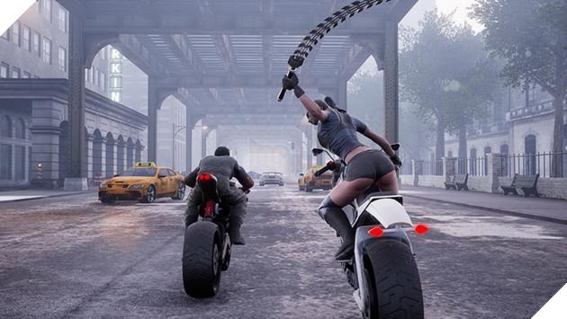 Road Rage - Game đua xe gần giống hoài niệm Road Rash - chính thức ra mắt game thủ 3