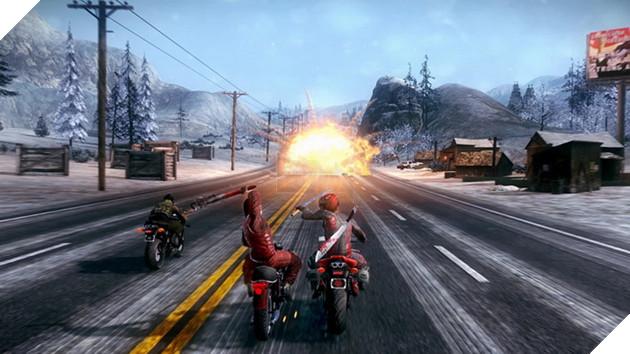 Road Rage - Game đua xe gần giống hoài niệm Road Rash - chính thức ra mắt game thủ 2