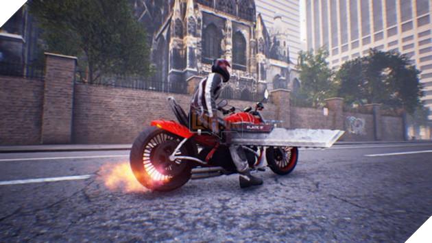 Road Rage - Game đua xe gần giống hoài niệm Road Rash - chính thức ra mắt game thủ 4