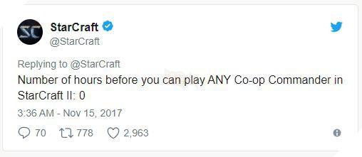 Số giờ chơi phải bỏ ra để được chơi Co-op Commander: 0
