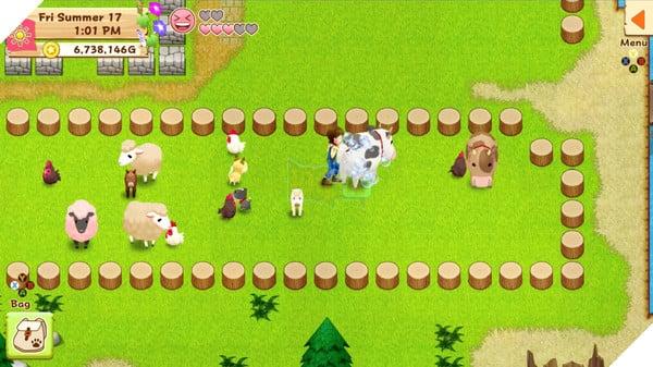 Tựa game Harvest Moon hoài niệm chính thức trở lại với phiên bản mới dành cho PC 3