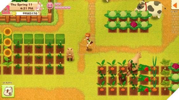 Tựa game Harvest Moon hoài niệm chính thức trở lại với phiên bản mới dành cho PC