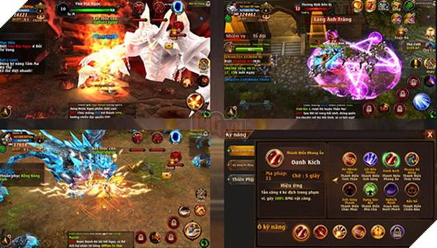 Dark X Honor Mobile - Tựa game mobile đậm phong cách Diablo mở đăng kí Closed Beta ngay hôm nay 3