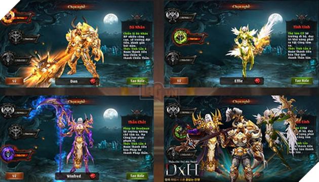 Dark X Honor Mobile - Tựa game mobile đậm phong cách Diablo mở đăng kí Closed Beta ngay hôm nay 2
