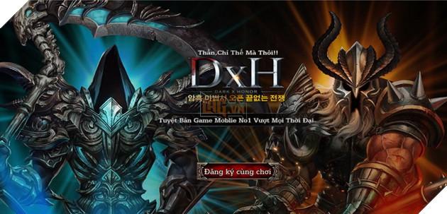 Dark X Honor Mobile - Tựa game mobile đậm phong cách Diablo mở đăng kí Closed Beta ngay hôm nay