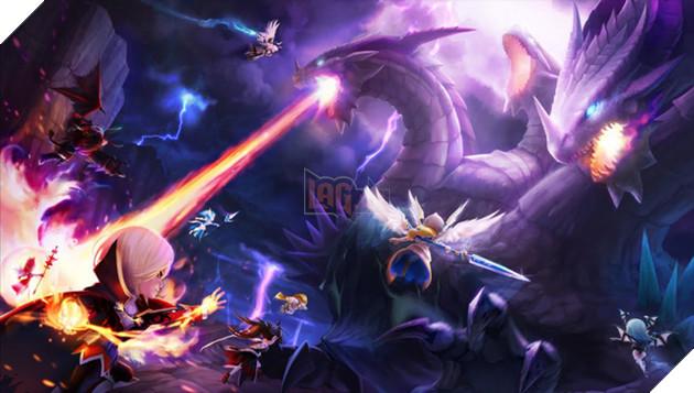 Com2uS bất ngờ giới thiệu phiên bản MMORPG của tựa game doanh thu 100 tỷ USD