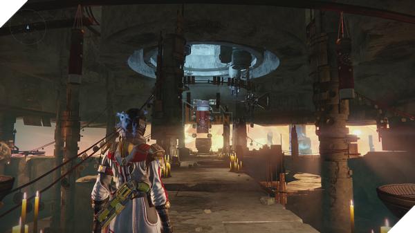 Lighthouse - Không gian xã hội mới của Destiny 2 trên hành tinh Mercury