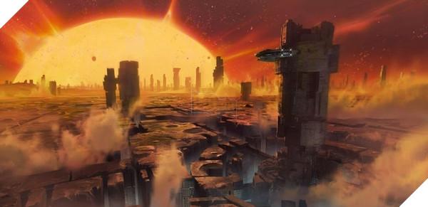 Các Guardian sẽ khám phá hành tinh Mercury trong bản DLC Curse of Osiris