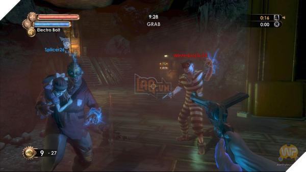 BioShock 2từng bao gồm cả tính năng multiplayer