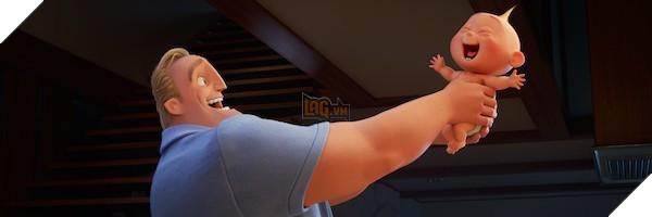 """Sau 14 năm đằng đẵng, Pixar đã chịu tung teaser """"Incredibles 2"""""""