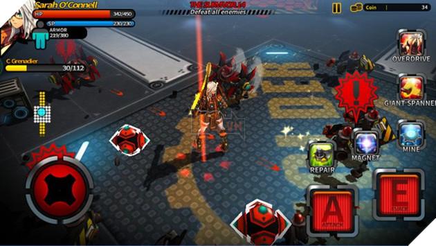 Smashing The Battle - Nghiền nát kẻ thù với ARPG cực chất chơi xứ Hàn