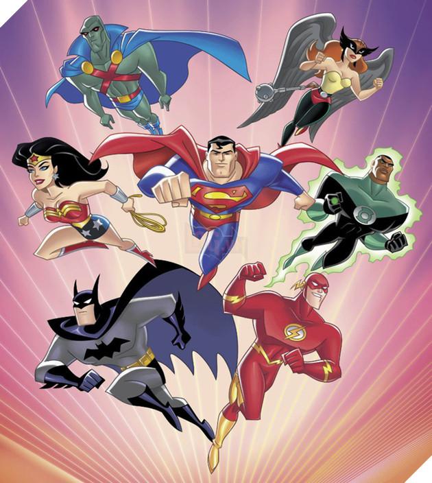 Phiên bản Animated năm 2001 phát trên Cartoon Network..