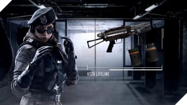 Zofialà mộtOperatorđặc biệt có thể sử dụng súng phóng lựu hai nòng