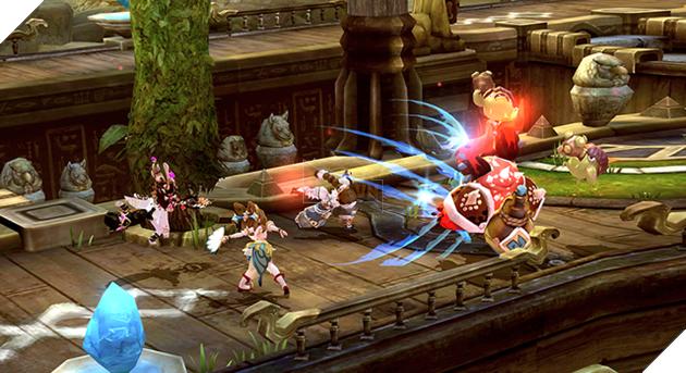 Phantom Chaser: Game đồ họa khủng nhất Hàn Quốc ra mắt game thủ Việt