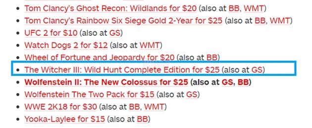 Steam thật bá đạo, chưa cần khuyến mại thì giá vẫn rẻ hơn cả sự kiện Black Friday của các hãng khác