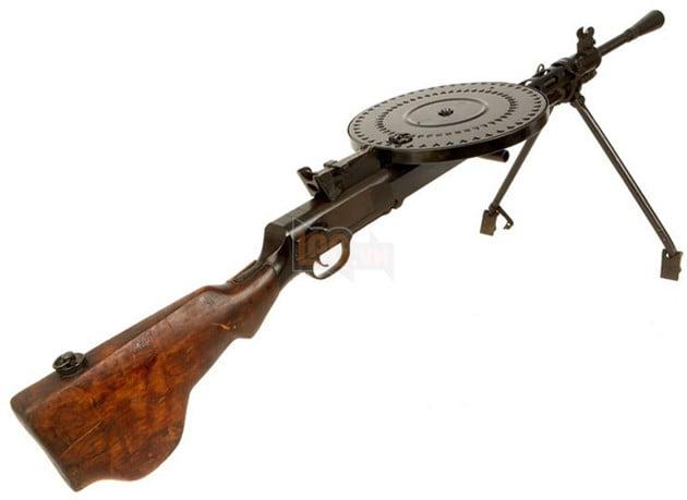 DP-28, niềm tự hào một thời của Hồng quân Liên Xô