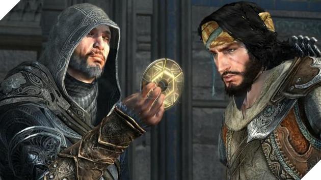 Ezio và Suleiman, người sau này trở thành vua của Đế chế Ottoman