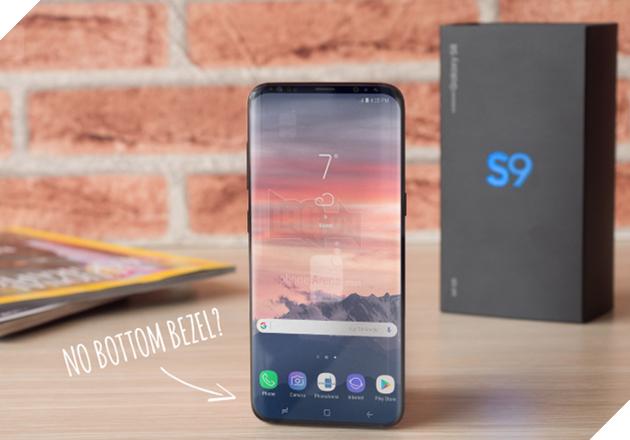 Tuyệt vời, hóa ra Galaxy S9 vẫn có thể cải tiến thêm về thiết kế: Tỷ lệ màn hình chiếm trọn mặt trước lên tới 90% - Ảnh 2.