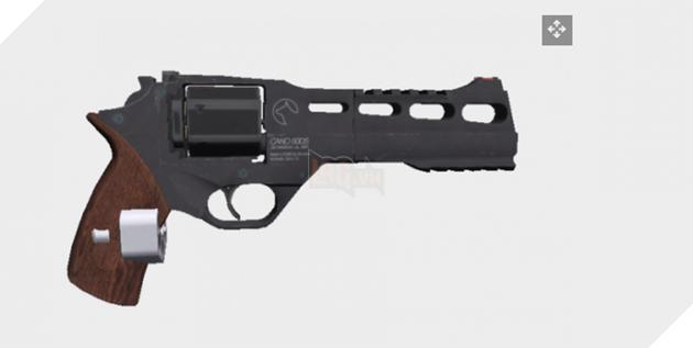 Chiappa Rhino là một trong những loại súng ngắn tân tiến nhất hiện nay. Nếu như súng lục bình thường khi bắn có xu hướng giật ngược lên, gây khó khăn cho những người mới sử dụng thì Chiappa Rhino sẽ giật ngược về phía sau.