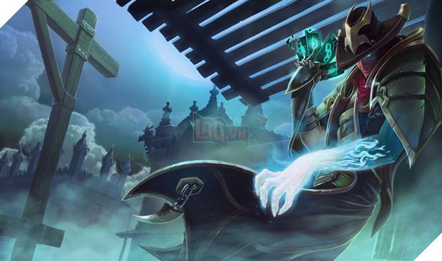 LMHT: Hướng dẫn xây dựng bảng Ngọc Tái Tổ Hợp cho Twisted Fate: Đi mây về gió