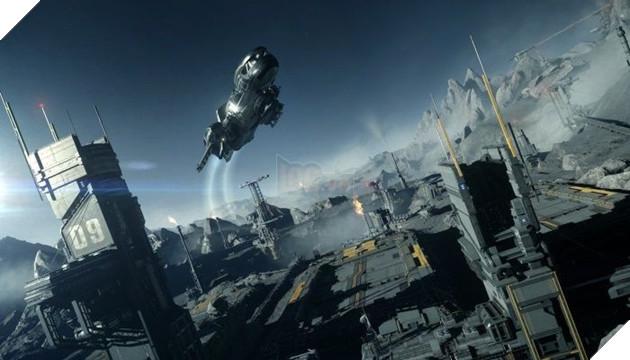 Bom tấn 3400 tỷ đồng Star Citizen mở cửa thử nghiệm bản 3.0