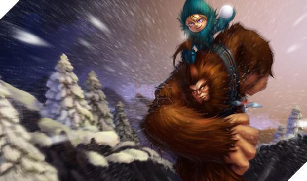 Trang phục Nunu khỉ đột có phần dị nhưng khá xấu