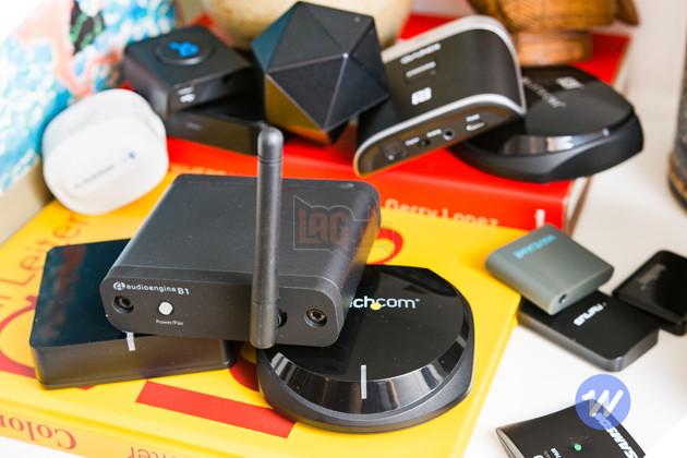 Bluetooth Receiver nào tốt nhất cho dàn âm thanh nhà bạn tầm giá dưới 1 triệu 500 nghìn? 2