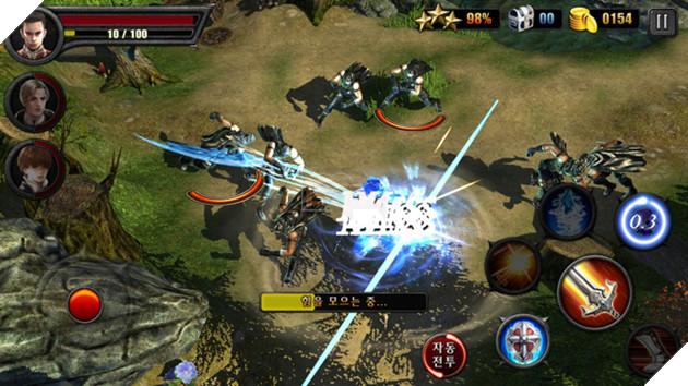 5 game mobile quốc tế đáng chú ý cho tuần mới thêm hứng khởi