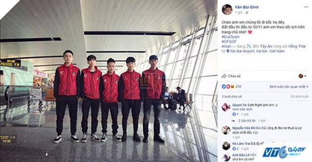Đội tuyển Đột Kích trẻ tuổi của Việt Nam chuẩn bị tham dự giải đấu tầm cỡ quốc tế CFS Grand Finals 2017 4