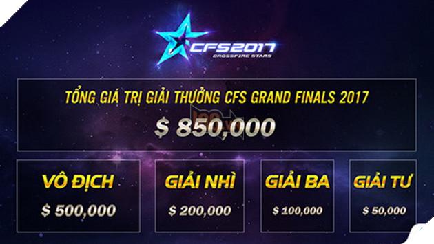 Đội tuyển Đột Kích trẻ tuổi của Việt Nam chuẩn bị tham dự giải đấu tầm cỡ quốc tế CFS Grand Finals 2017 2