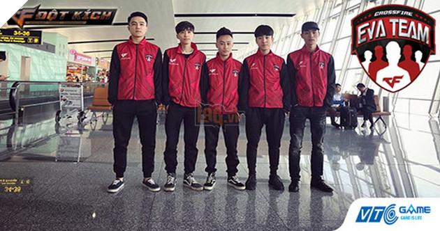 Đội tuyển Đột Kích trẻ tuổi của Việt Nam chuẩn bị tham dự giải đấu tầm cỡ quốc tế CFS Grand Finals 2017