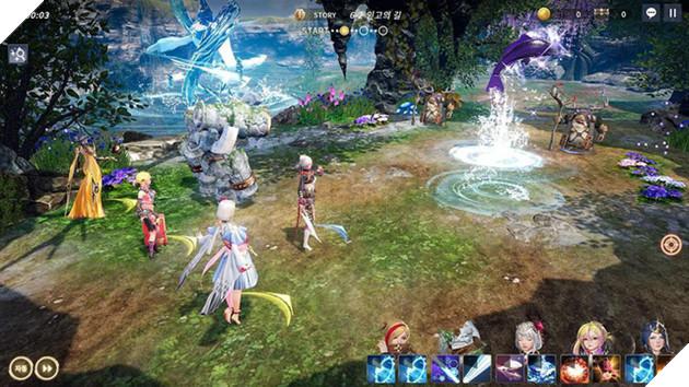 Tải ngay OverHit - Siêu phẩm RPG turn-based đầu tiên cho mobile có... thế giới mở