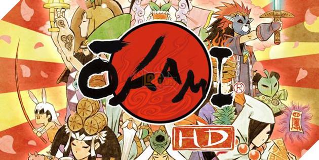 Okami HDsẽ mang câu chuyện của Nữ thần Mặt trờiAmaterasuđến với game thủ hiện đại