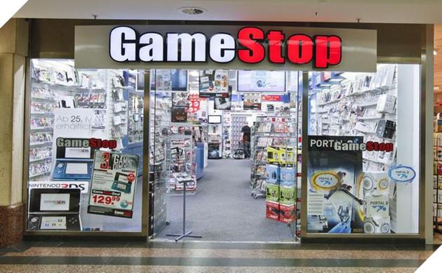 Những cửa hàng nhưGameStopcó khả năng bị xóa xổ